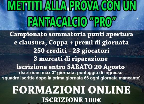 Lega Sporting 2016